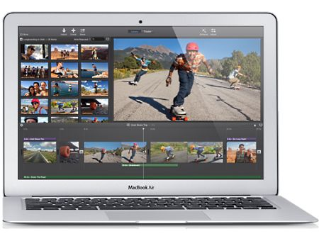 You'll love all the money you save on this cheap used Mid 2013 Macbook Air from GainSaver.