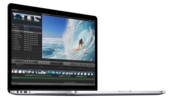 Get a great deal on the high performance 15-inch cheap used Retina DG Macbook Pro at GainSaver.